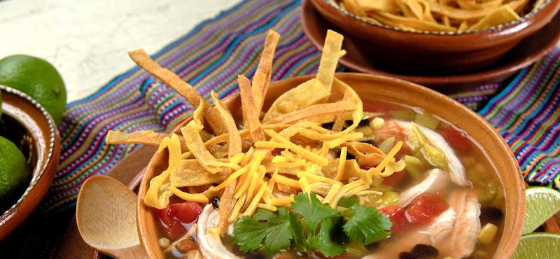 Chicken Tortilla Soup Texas Wic