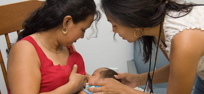 All WIC staff are required to have breastfeeding education, no matter their role in the clinic.