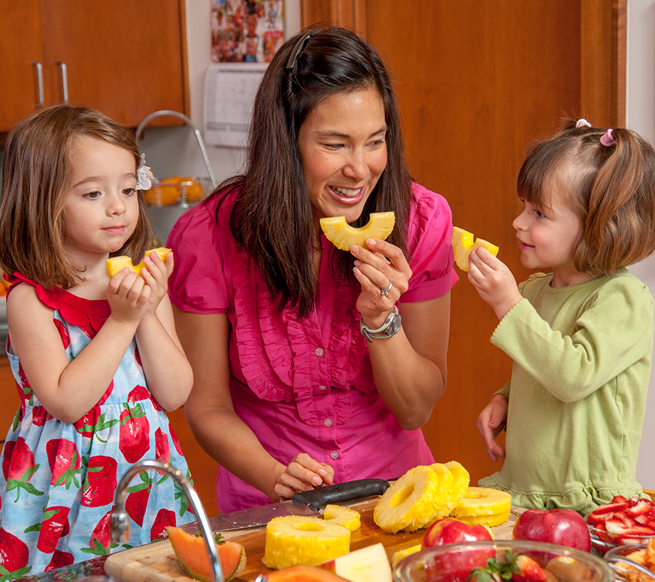 Children are more likely to enjoy a food when eating is their own choice.