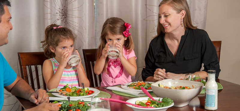 The WIC program gives you a monthly food package to buy foods that help you get the nutrients you and your kids need.