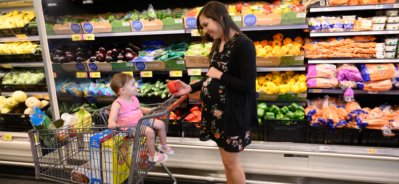 Texas WIC has temporarily added more options for the milk, bread, rice, pasta and eggs that you can buy at the grocery store.