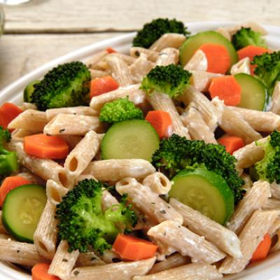 Fresh and flavorful, this meal is full of delicious veggies and is perfect time of year.