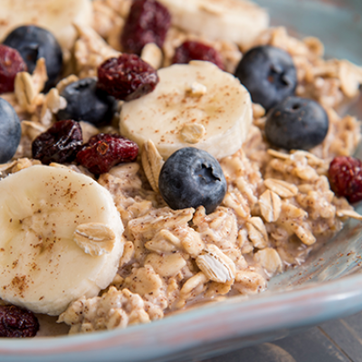 This no-cook recipe is an easy alternative for a quick and healthy breakfast