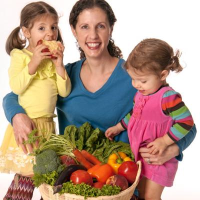 Eating right helps you and your family grow and stay healthy through every stage of life.